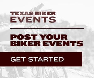 Texas Biker Events Promo Ad