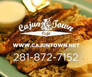 Cajun Town Ad