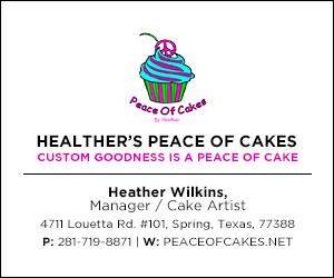 Peace of Cake Ad