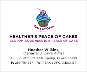 Peace of Cake Ad